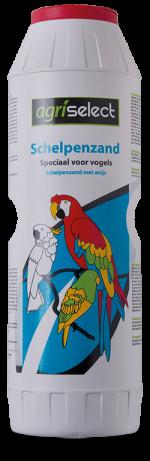 schelpenzand-vogels